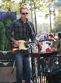 Sam McPherson - 2008 Little 5 Points Halloween Performance